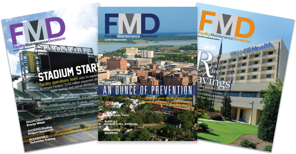 Facility Maintenance Decisions Magazine