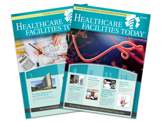Healthcare Facilities Today Print Supplements